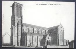 CPA 29 DOUARNENEZ - L'Eglise Du Sacré Coeur - Villard 89 - Réf. D 53 - Douarnenez