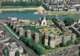 49 Angers Le Château (2 Scans) - Angers