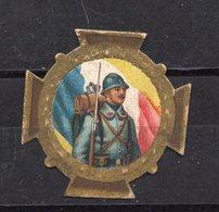 HAUTE GARONNE WEEK, CHARITY BADGE, FRANCE - Army & War