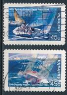 °°° AUSTRALIA - Y&T N°1409/10 - 1994 °°° - 1990-99 Elizabeth II
