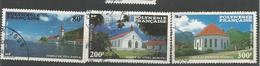 193/95   édifices Religieux     (clasyveroug7) - Oblitérés