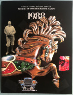 USA: Complete Commemorative Collection 1988 Postfrisch / MNH / Neuf - Vereinigte Staaten