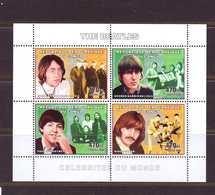 CONGO 2006  THE BEATLES YVERT N°1781/84  NEUF MNH** - Singers