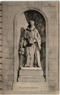 41ke 117 CPA - STATUE DE GUY COQUILLE - Nevers