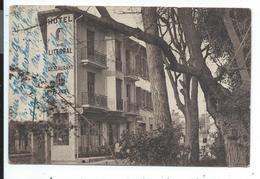 Juan Les Pins Hotel Du Littoral - France