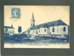 44 Bouaye L'église édit. Nozais N° 14 - Bouaye