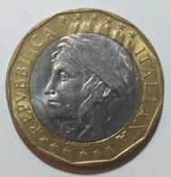 Italia  1000 Lire 1998  KM 194 - 1 000 Lire