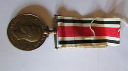 GVI British Special Constabulary Named Medal  WW! Veteran - 1939-45