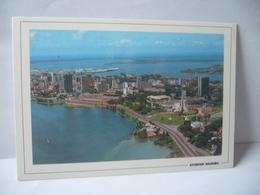 AFRIQUE ABIDJAN LE PLATEAU COTE D'IVOIRE CPM ETIENNE NANGBO LES IMAGES DE CHEZ NOUS 16 BP 810 ABIDJAN   NO 94 -C - Costa D'Avorio
