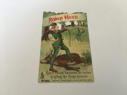 CO - 1500 -  ROBIN HOOD - W.Dunmore Et Son , - Publicité
