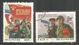 Korea 1968 Used Stamps - Korea, North