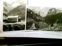 Südtirol - Italien. 2 X AK S/w. 1 X Albergo Col Alto - Riva Di Tures Con Clo Alto, Gel. 1936. 1 X Strada Delle - Italia