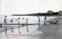 44 - LE POULIGUEN - Pointe De Penchateau - ANIMATION - Le Pouliguen