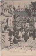 CPA : Viet Nam , Tonkin , Hanoï , Bonzes - Vietnam