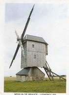Petit Calencrier 1992 Moulin De Lignerolles Patay Loiret - Calendriers
