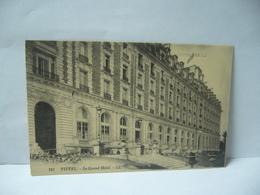 181. VITTEL 88 VOSGES LE GRAND HOTEL CPA 1918 LL - Vittel Contrexeville