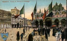 VENEZIA  Piazza San Marco - Venezia (Venedig)