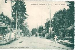 Perray-Vaucluse - Rue Du Perray - Otros Municipios