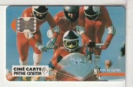 CINECARTE - CARTE CINEMA - CINE CARTE - - France