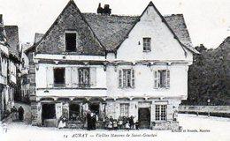 56 - AURAY - Vieilles Maisons De St Goustan - ANIMATION - Auray