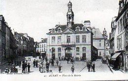 56 - AURAY - Place De La Mairie - ANIMATION - Auray
