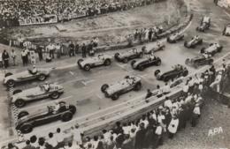 CPA ALBI GRAND PRIX 1952 @ DEPART 3 @ - Albi