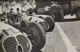 CPA ALBI GRAND PRIX 1952 @ FANGIO @ - Albi