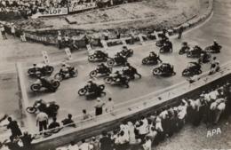 CPA ALBI GRAND PRIX 1952 @ DEPART MOTO @ - Albi