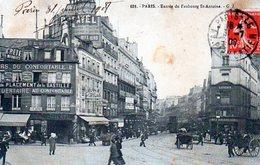 75 - PARIS - Faubourg Saint Antoine - Non Classés