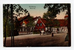 - CPA DUISBURG (Allemagne) - Monning - Verlag Cramers 22576 - - Duisburg