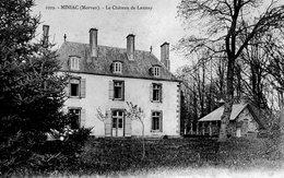 Miniac (35) - Le Château De Launay. - Autres Communes