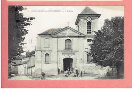 SOISY SOUS MONTMORENCY 1936 L EGLISE CARTE EN TRES BON ETAT - Soisy-sous-Montmorency