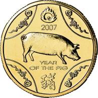 Monnaie, Australie, Elizabeth II, Dollar, 2007, Royal Australian Mint, FDC - Decimal Coinage (1966-...)