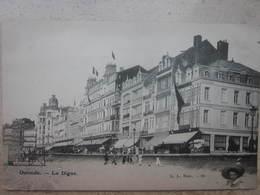 OOSTENDE Ostende : DIGUE ZEEDIJK Villa's En Hotels - Oostende