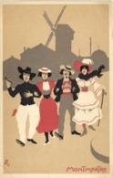 Fantaisie Illustrateur MONTMARTRE  RV - Arrondissement: 18