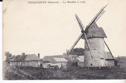 CPA FRIAUCOURT LE MOULIN A VENT - Francia
