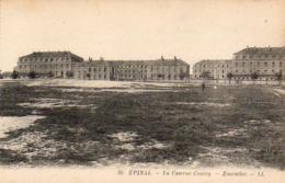 D88  EPINAL  La Caserne Courcy- Ensemble   ..... - Epinal
