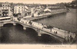 D88  EPINAL  Le Pont De Pierre   ..... - Epinal