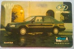 03FJD Hyundai $10 Unused - Fiji