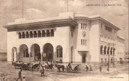MAROC  CASABLANCA  La Nouvelle Poste - Casablanca