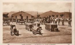 MAROC  TAZA  Intérieur Du Camp Girardot - Morocco