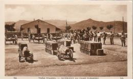 MAROC  TAZA  Intérieur Du Camp Girardot - Maroc