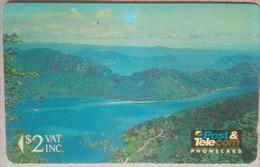 01FJB Rainforest 1st Issue - Fiji