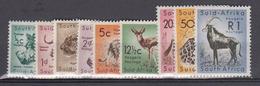 Afrique Du Sud      1961     N °    235 / 243        COTE      50 € 00        ( 1434 ) - Afrique Du Sud (1961-...)