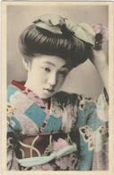 CHINE : Jeune Femme Chinoise - China
