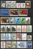 Belgique - Année Complète - YT N° 2199 à 2240 Manque 2209  - Neuf Sans Charnière - 1986 - Années Complètes