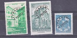 Monaco Préoblitérés    1/3  Neuf ** TB MNH SIN CHARNELA  Cote 9.5 - Préoblitérés