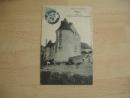Cpa  16 Beaulieu Sansac Chateau - Andere Gemeenten