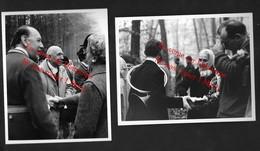 Photos Thème Vènerie Chasse à Courre Forêt De Retz Aisne Villers Cotterets Soissons 6 Belles Photos à étudier - Personnes Anonymes