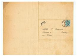PRODUCTEURS DE BETTERAVES SUCRERIE D'ABSCON (NORD) Pour PROUVY (NORD) 1943 - Sin Clasificación